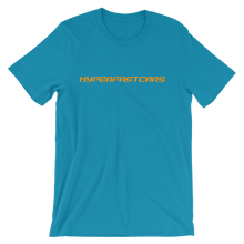 HyperFastCars basic short sleeve t-shirt