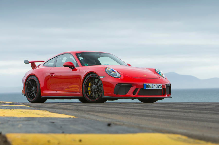 HyperFastCars Tune for 911 GT3
