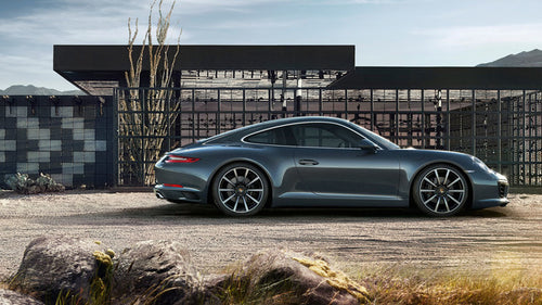 HyperFastCars Tune for 911 Carrera