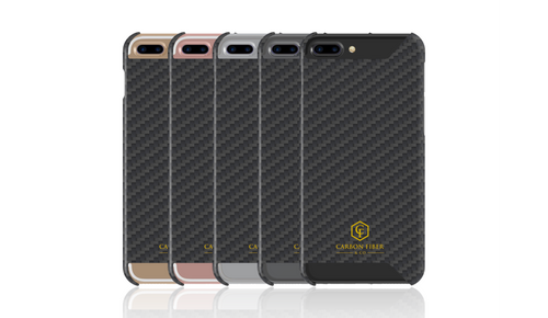 Carbon Fiber iPhone 7 and 7 Plus Cases