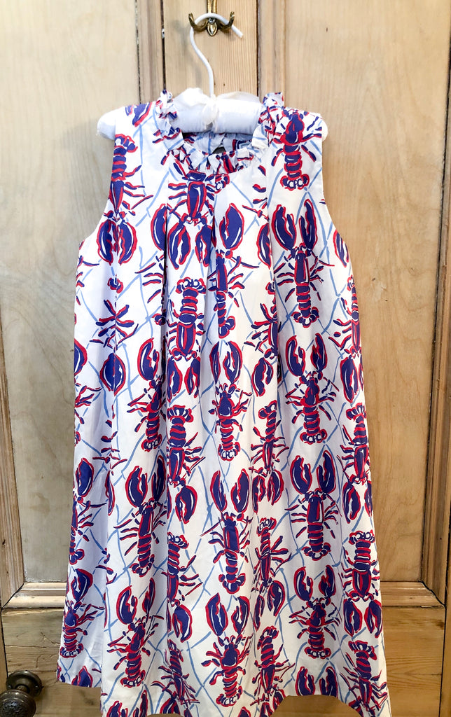 Mary Lobster Dress