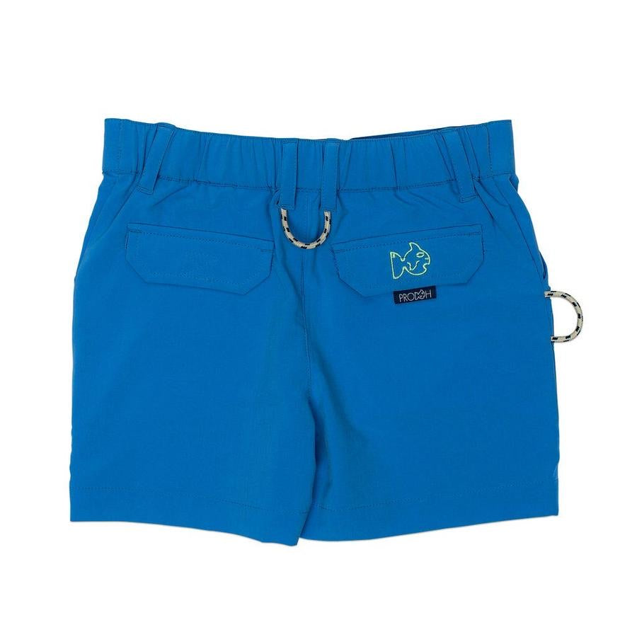 Marina Blue Performance Short