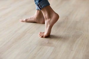 How To Make Your Laminate Floors Less Slippery