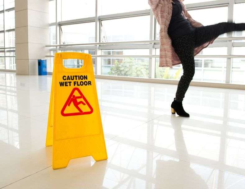 How To Fix Slippery Tiles In And Around Your Home Or Workplace