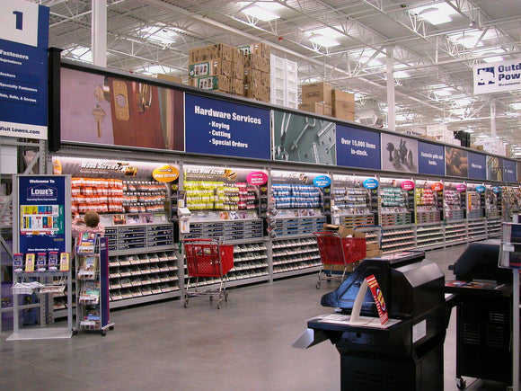 $16.4M Verdict Drills Lowe's in Slip and Fall Head Injury Trial