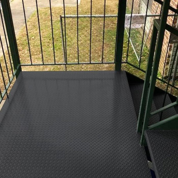 Solutions for Slippery Ramps in or Around Your Workplace