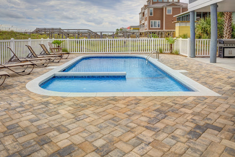 Increase Traction on your Pool Deck's surface