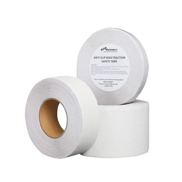 Anti-Slip Adhesive Safety Tape – Clear or White