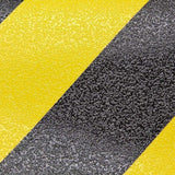 Anti-Slip Caution Tape – 60 Grit Yellow/Black