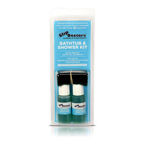 Bathtub Kit Anti-Slip for Porcelain & Ceramic