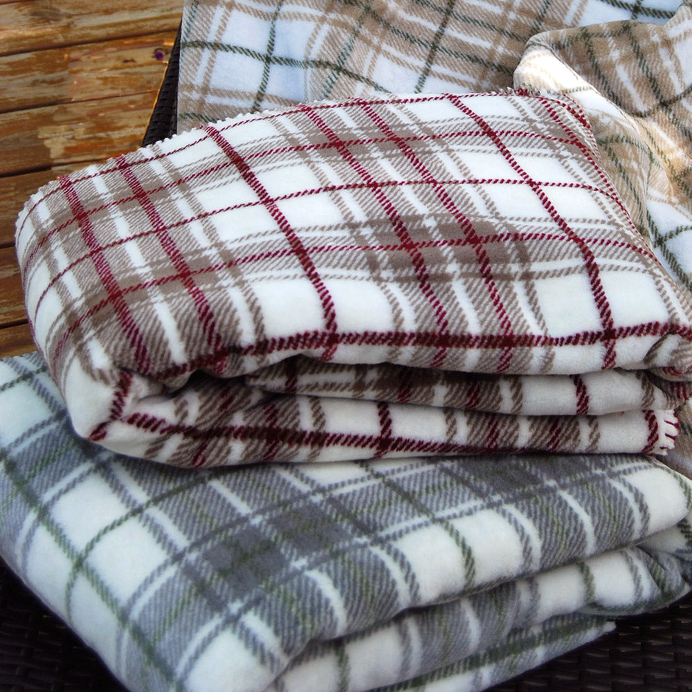 Tartan Plaid Sterling Blanket