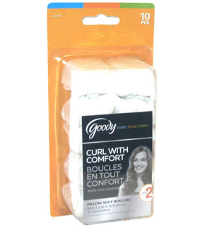 Goody Pillow Soft Hair Rollers Curl with Comfort