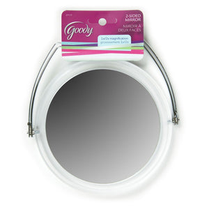"Goody 5"" Two Sided Shaving Mirror"