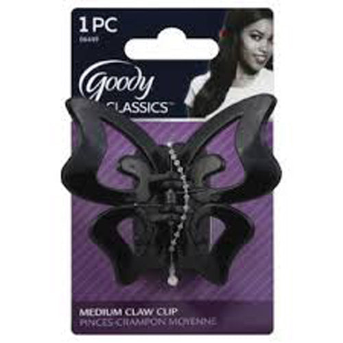Goody Womens Butterfly Filigree Claw Clip - 1 Count