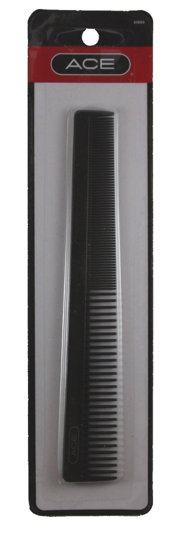 "Ace Barber Hair 7"" Comb - 1 Comb"