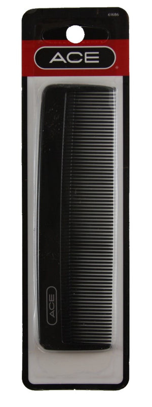 "Ace Classic Bobby Pocket and Purse 5"" Comb"