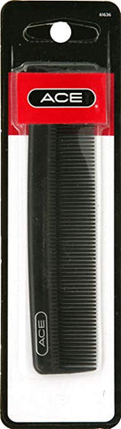 "Ace Classic Pocket Fine Tooth 5"" Comb"