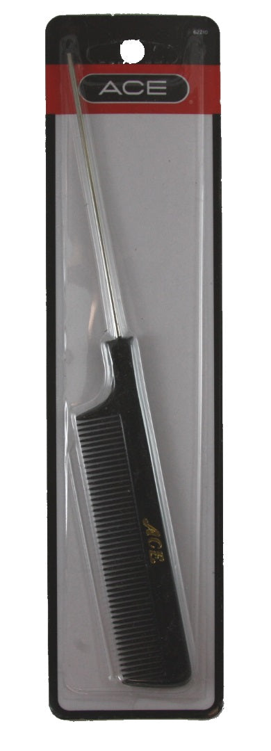 Ace Tail Curling and Teasing Comb - 1 Comb