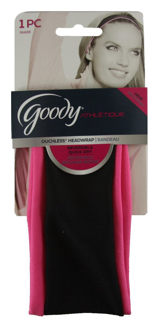 Goody Athletique Ouchless Headwrap - 1 Pack