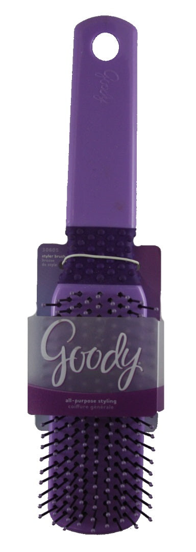 Goody Bright Boost Styler Brush Purple - 1 Brush