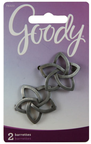 Goody Classics Star Shaped Jean Wires Barrettes