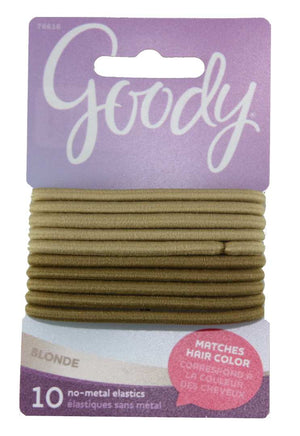 Goody Colour Collection Elastics Blonde 4mm