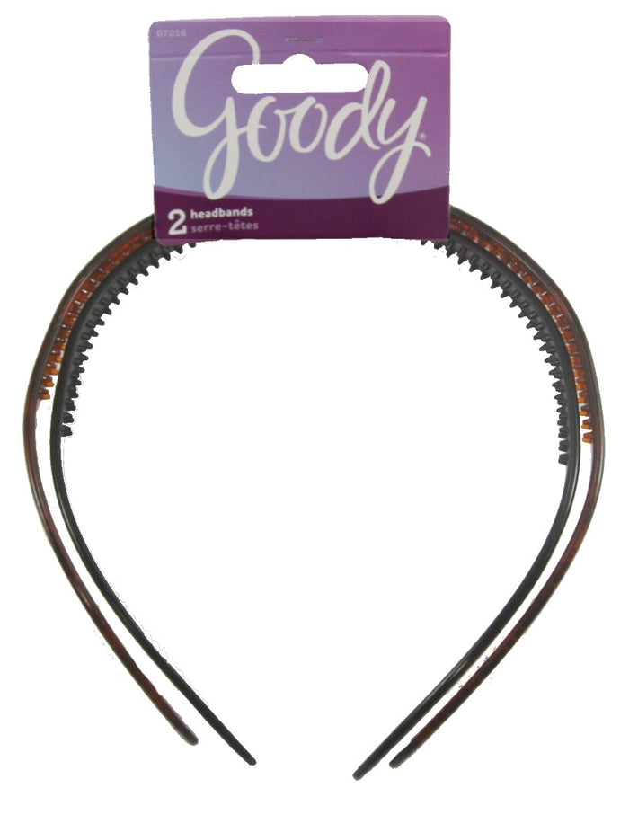 Goody Double Strand Comb Headbands - 1 Count
