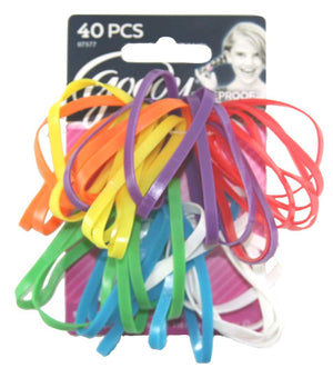Goody Girls Primary Latex Elastics