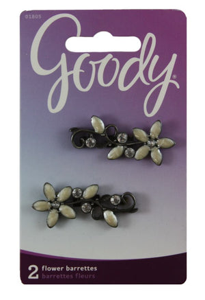 Goody Luxe Flower Jean Wires Vine Barrettes