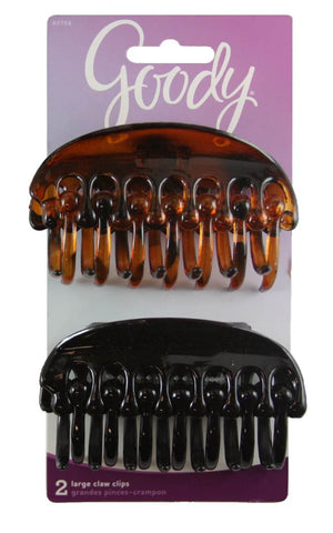 Goody Medium Round Claw Clip