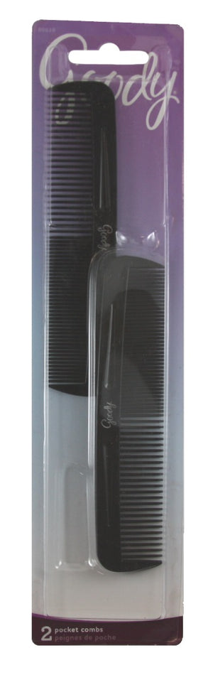 Goody Men's Pocket Comb Black 5""