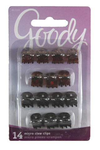 Goody Micro Claw Clips