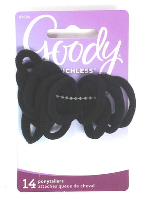 Goody Ouchless Comfort Ponytailer Black