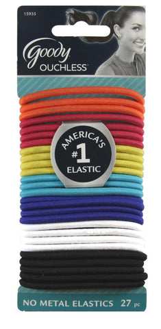 Goody Ouchless Elastics 4 mm