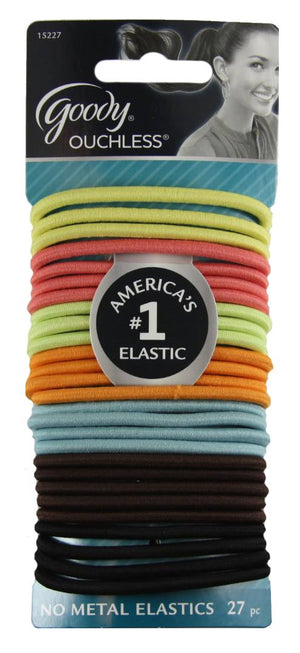 Goody Ouchless Elastics Carmen 4 mm
