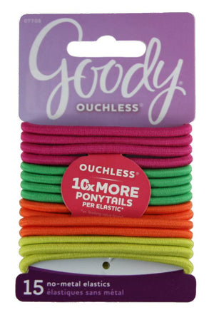 Goody Ouchless Elastics Citrus