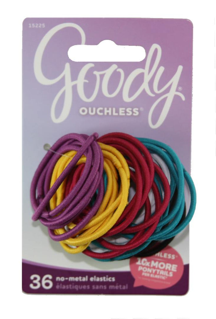 Goody Ouchless No Metal Elastics Brooke 2 mm - 36 Count