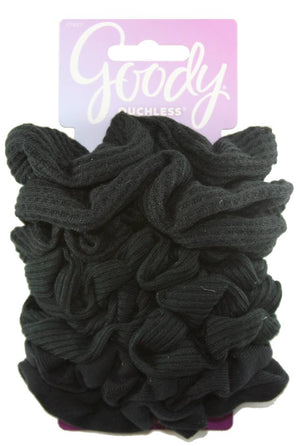 Goody Ouchless Scrunchie Black