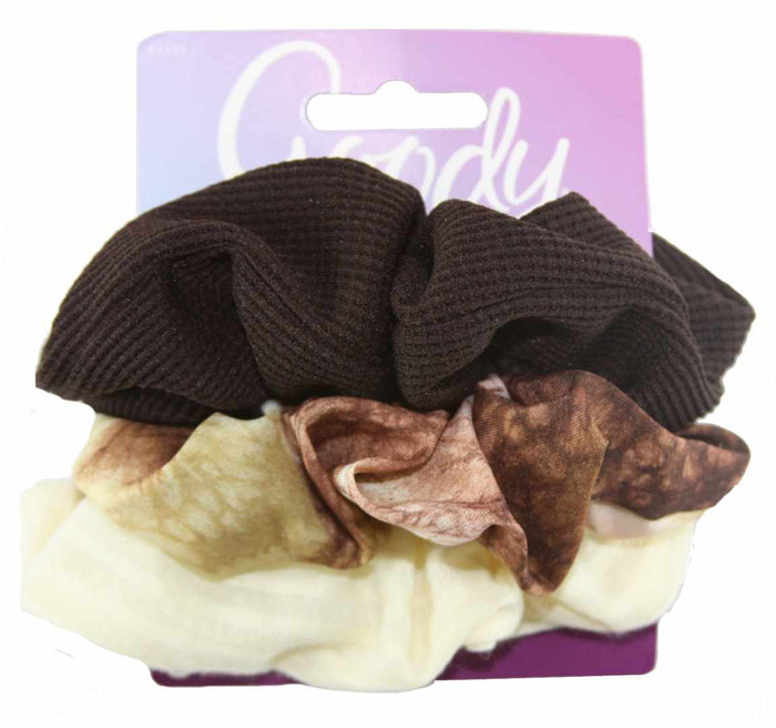 Goody Ouchless Scrunchie Mutli Style - 3 Count
