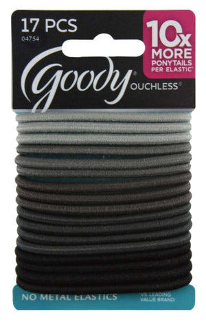 Goody Shades of Gray Elastics