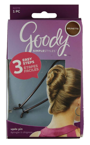 Goody Simple Styles Modern Updo Maker Dark and Light