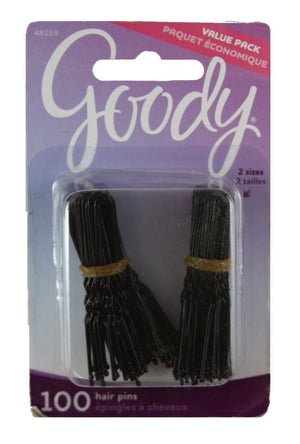 Goody Styling Essentials Styling Black Hair Pins