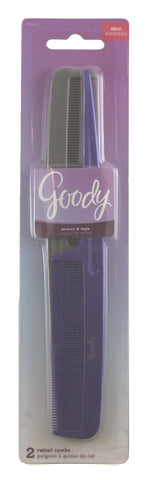 Goody 8-1/4 Tail Combs