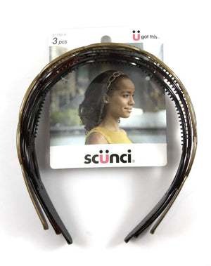 Scunci Effortless Beauty Headbands Assorted