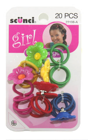 Scunci Girl No Damage Elastics