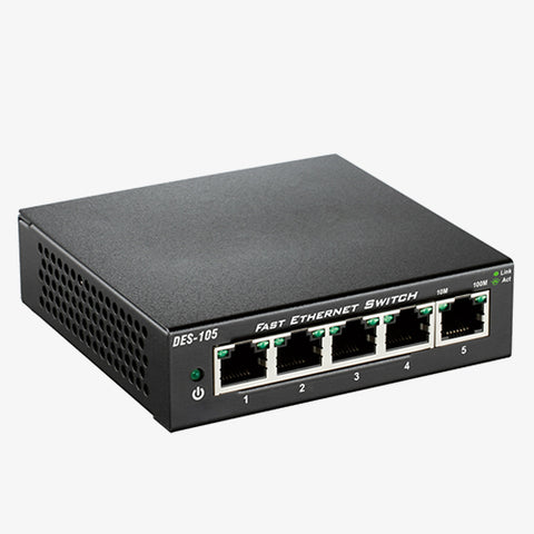 Ethernet 5-port Hub