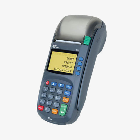 EMV Reader with Built-in Printer