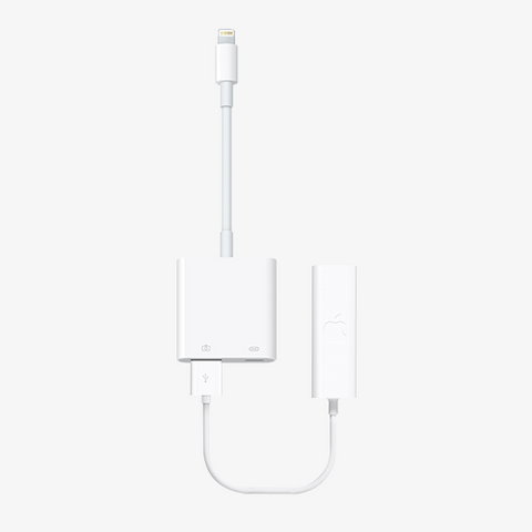 Ethernet Hardwired Adapter Bundle (Per iPad)
