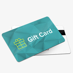 Custom Color Gift Cards