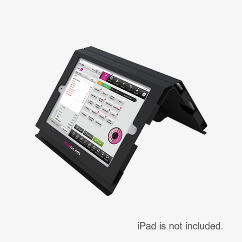 Counter Enclosure with Rear Display for 9.7-inch iPad (requires additional iPad)